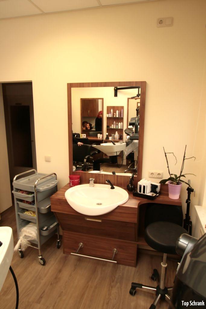 top schrank friseursalon kosmetikstudio. Black Bedroom Furniture Sets. Home Design Ideas