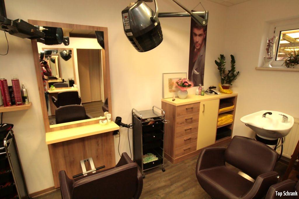 friseursalon kosmetikstudio top schrank. Black Bedroom Furniture Sets. Home Design Ideas